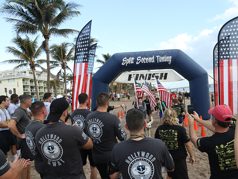 Annual 5k Run for Fallen Warriors