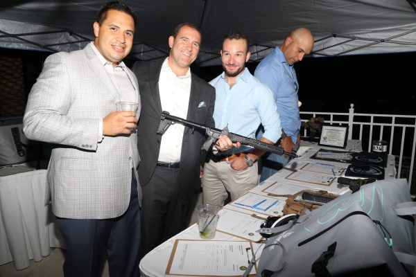 Naked Warrior Project Dinner Event