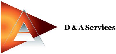 D&A Services Logo